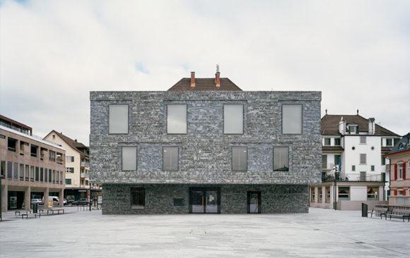 Gemeindehaus <br />Meilen